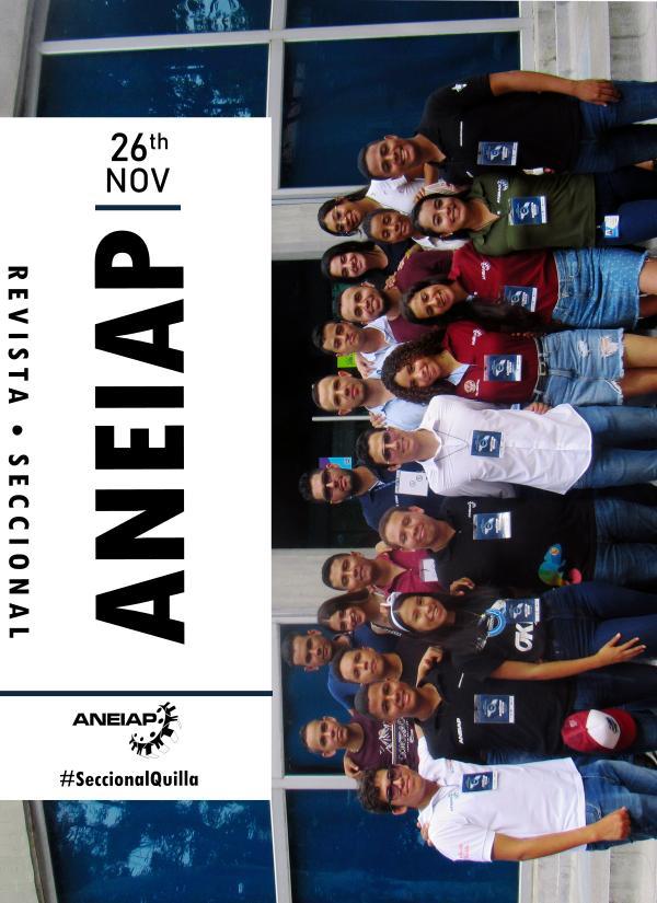 Revista ANEIAP Uninorte 2018-2 REVISTA SECCIONAL 2019