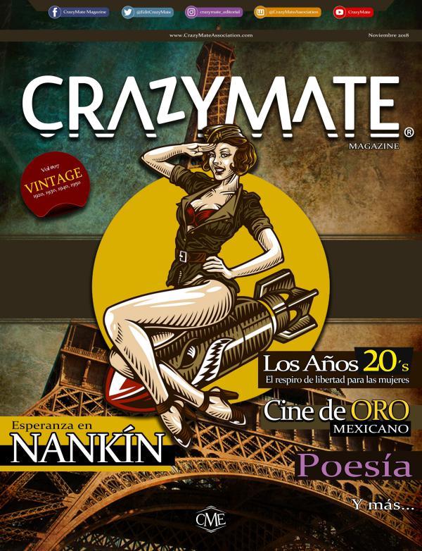 CrazyMate Magazine Vol 7