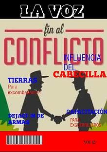 El Fin del Conflicto Llegó