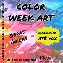 Color Week Art