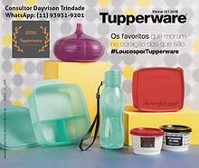 Catálogo Tupperware Vitrine 13.2018