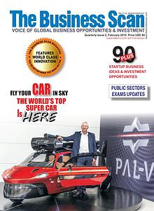 The Business Scan February Issue 2019