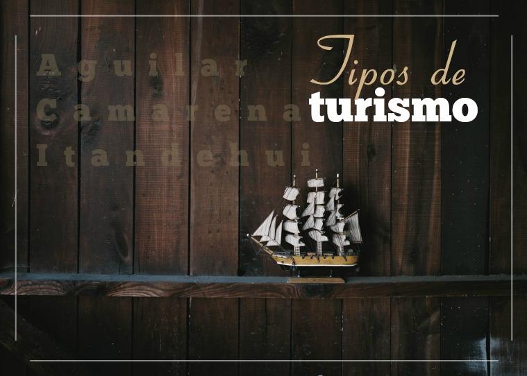 catálogo de turismo Catalogo