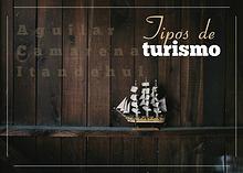 catálogo de turismo
