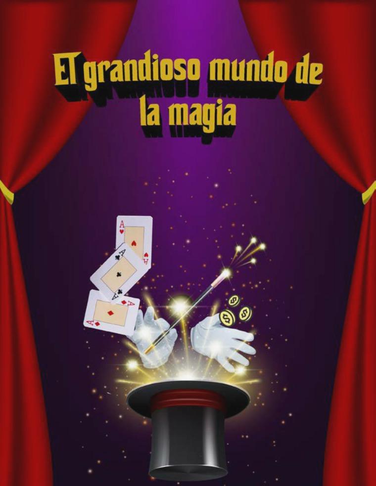 Mi primera revista El Grandioso Mundo de la Magia