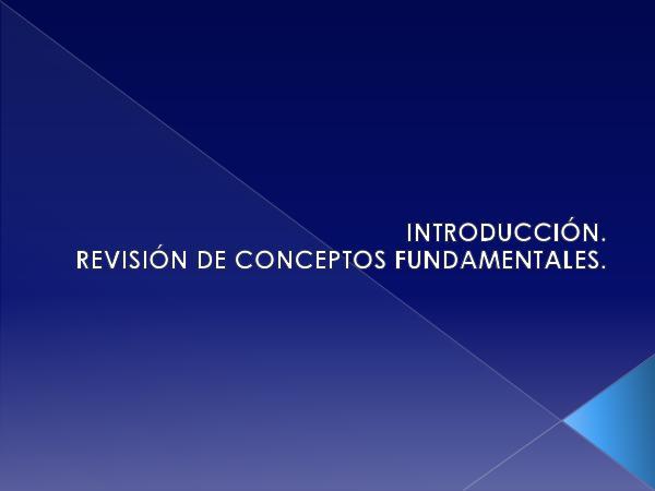Mi primera revista UNIDAD1-FELDMAN-Revisión de conceptos básicos