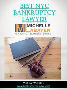 Best NYC Bankruptcy Lawyer