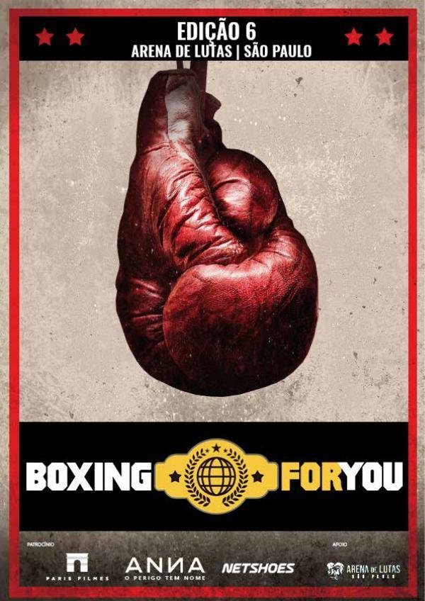 Boxing for You Mídia Kit Edição #6