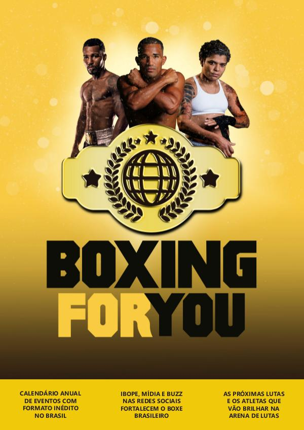 Boxing for You Midia Kit 2020