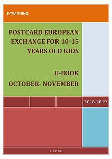 October-November Letter Delivery eBook