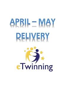 APRIL- MAY DELIVERY