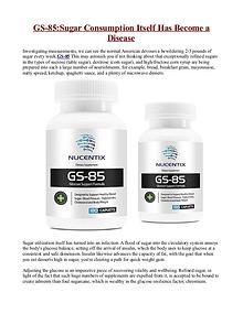 GS 85 Review-Any Side Effects? Truth Revealed!