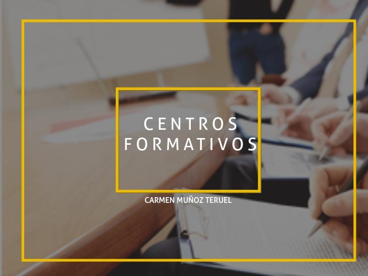 CENTROS FORMATIVOS 1