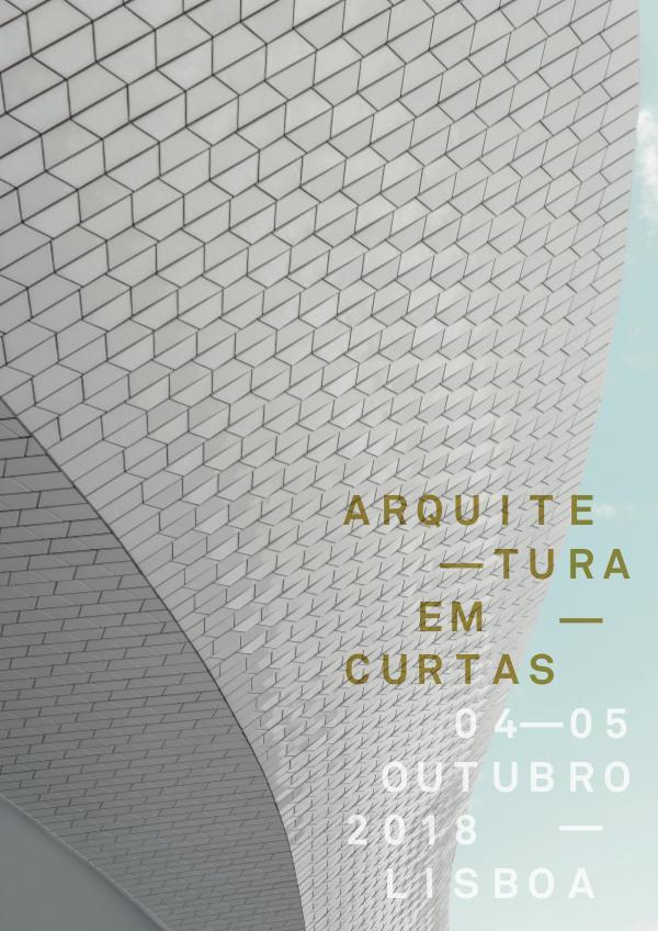 PressBook Arquitetura em Curtas 2018 2018
