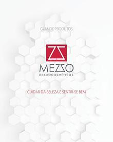 Catálogo de produtos Mezzo Dermocosméticos