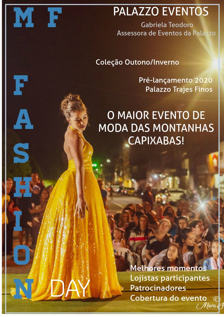 I MF FASHION DAY Revista Digital Palazzo Edição Especial 003/2019