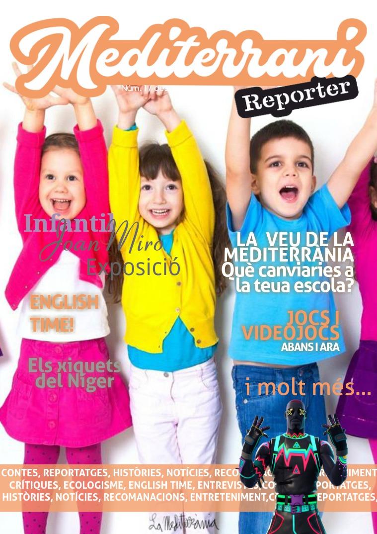 Mediterrani Reporter Mediterrani Reporter 2