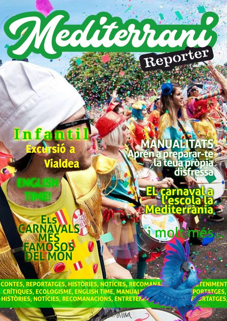 Mediterrani Reporter Mediterrani Reporter 3
