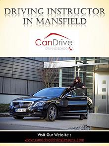 Driving School Mansfield