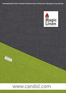 Magic Linen Katalog