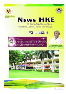 News HKE Vol  1, OIssue 4