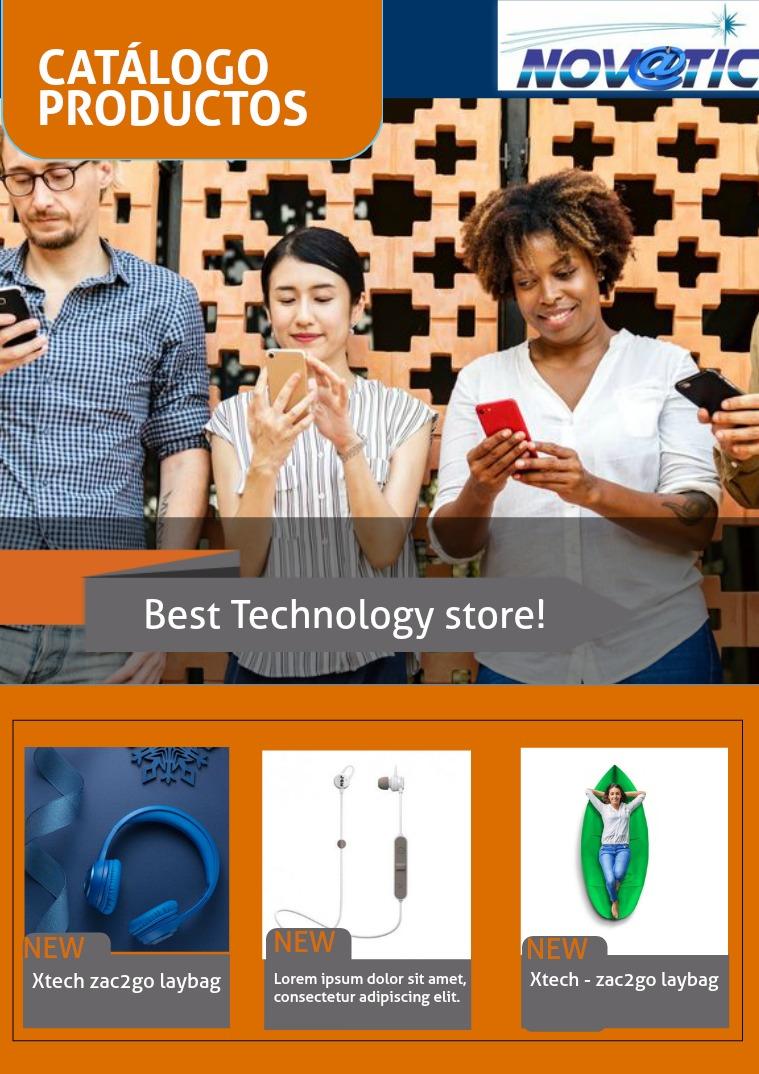 Catálogo productos Catálogo de productos