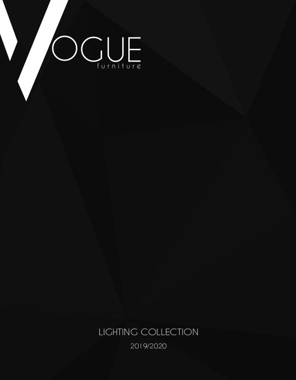 CATALOGUE LUMINAIRES VOGUE Catalogue Luminaire
