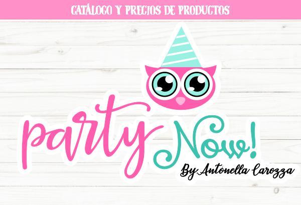 Catálogo Party Now Catalogo Party Now