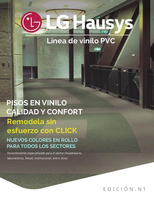 Revista LG HuasysFloors Revista LG HausysFloors