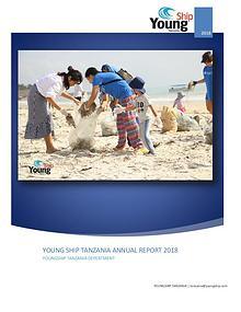 YOUNGSHIP TANZANIA ANNUAL REPORT 2018