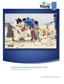 YOUNGSHIP TANZANIA ANNUAL REPORT 2018