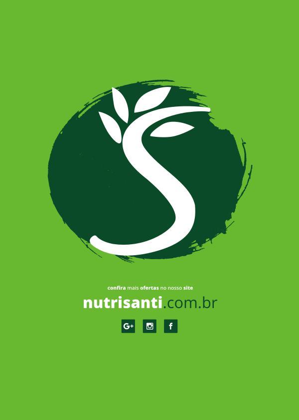Catálogo Nutrisanti Catalogo Completo Nutrisanti