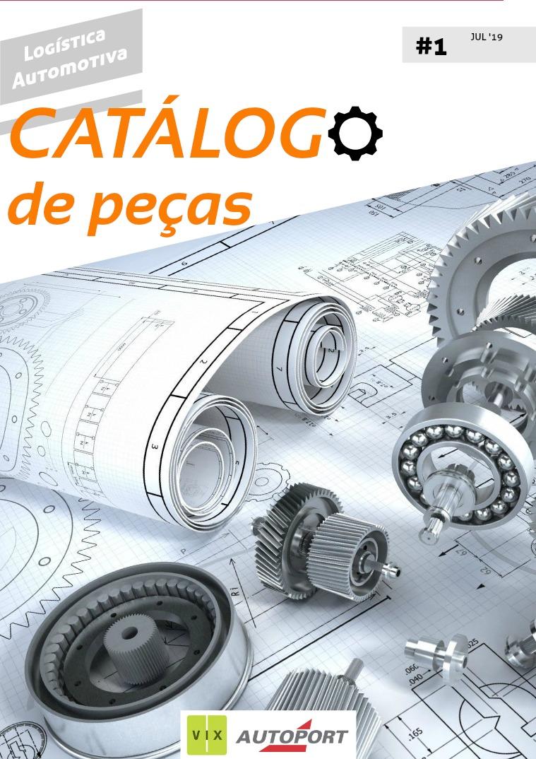 Catálogo Peças Autoport Jul. 2019