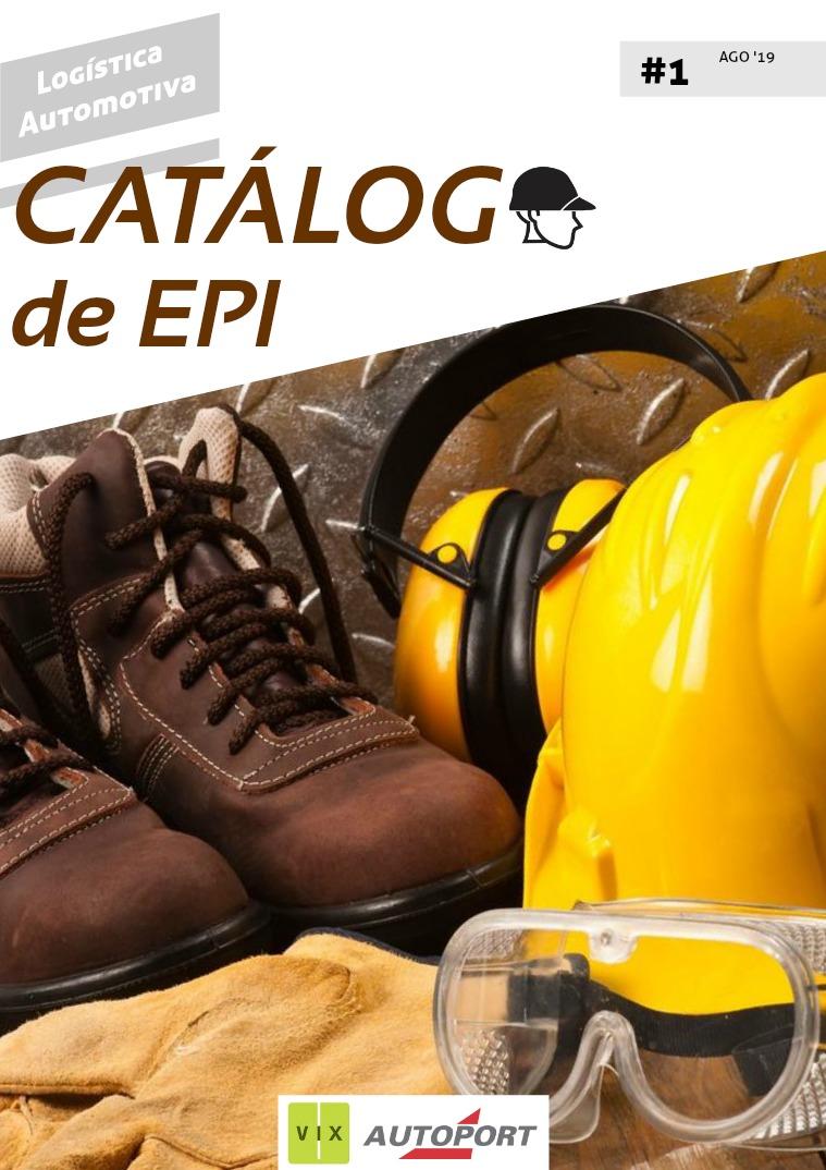 Catálogo EPI Autoport Ago. 2019