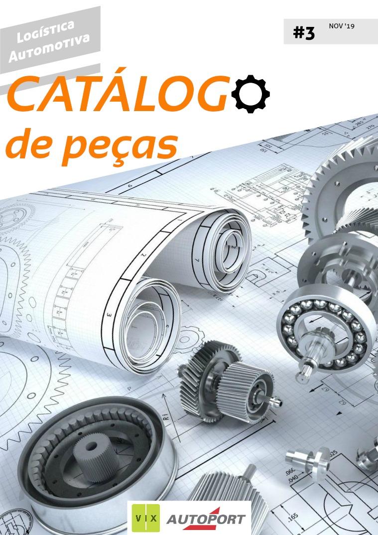 Catálogo Peças Autoport Nov. 2019