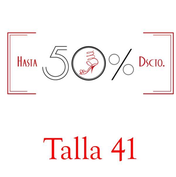 JOSEFA SALE TALLA 41 josefa sale 41