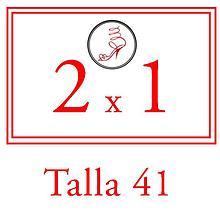 2 x 1 josefa 41