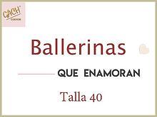 BALLERINAS 40