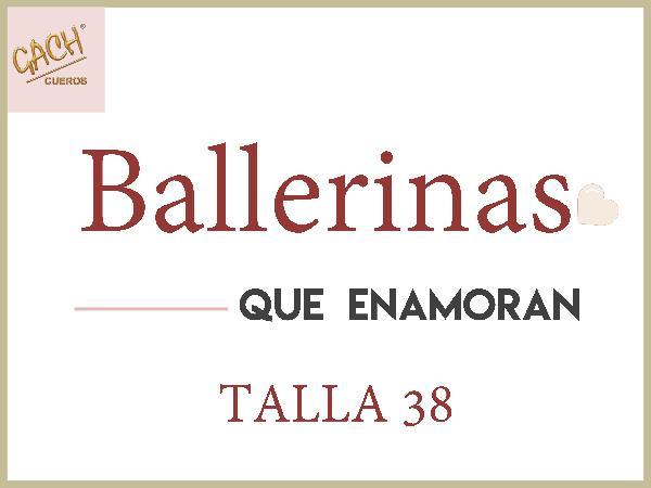 BALLERINAS 38 Ballerinas-38