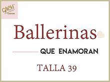 BALLERINAS 39