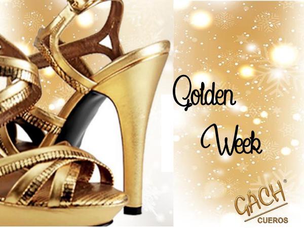 GOLDEN WEEK GOLDEN WEEK