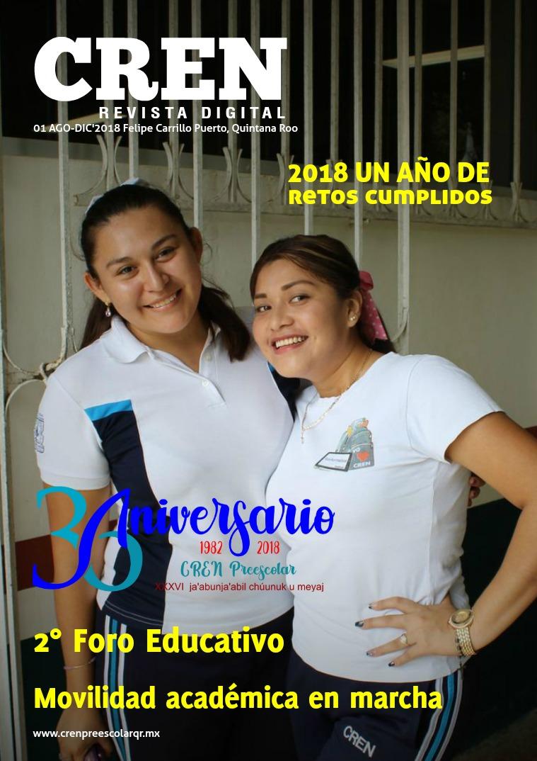 Revista CREN Digital 1
