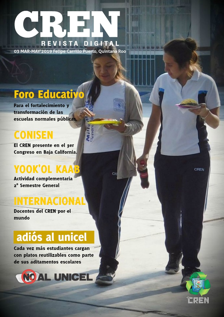 Revista CREN Digital 3