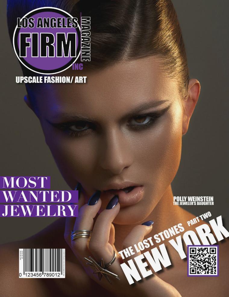 Los Angeles Firm Inc. Magazine November/December 2015