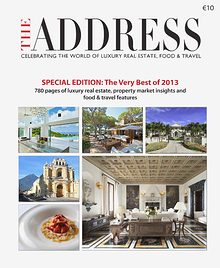 THE ADDRESS Magazine Special Edition: The Very Best of 2013