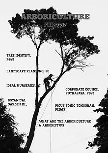 FHR 3017 Aboriculture