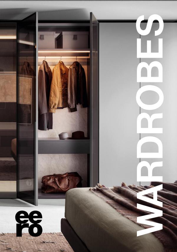Wardrobes by Eerospace Wardrobe Book - Vertical Print No Crop