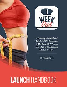 The 1 Week Diet PDF - 1 Week Diet Book Download