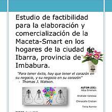 Proyecto Macetero-Smart