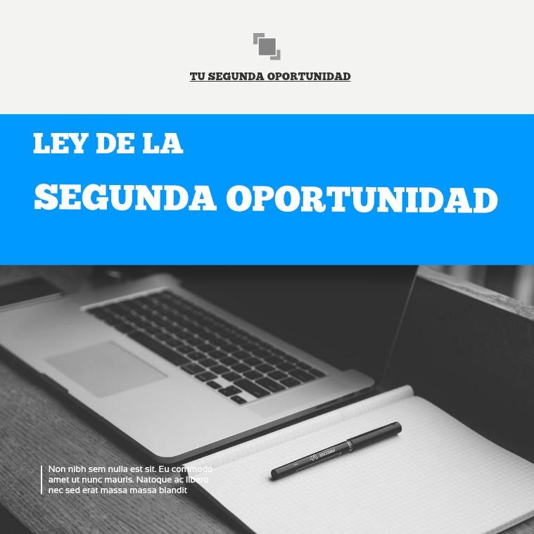 Ley ley de la segunda oportunidad